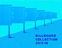 Billboard collection 2017-18