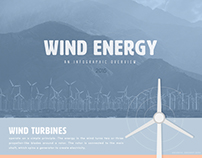 Wind Energy Infographic Overview