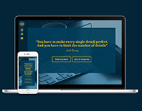 Responsive Personal Website