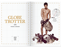 Globe Trotter Article Design