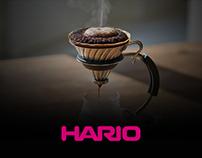 Hario Turkey | Landing Page