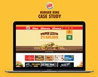 Burger King / Case Study