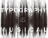 Typographic Poster #2