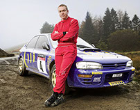 Racing Legends for BBC Two
