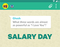Salary Day Video