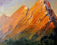 Mountain (oil)