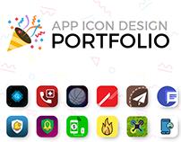 App Icon Portfolios