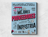 Manufactura 537 Cover