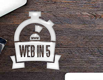 Web In 5 Logo