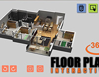 Virtual Reality Floor Plan By Yantram Virtual Reality