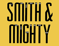 Smith & Mighty - Poster