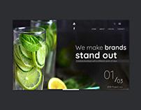 Promo page | Daily UI