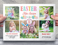 Easter Photography Marketing Template
