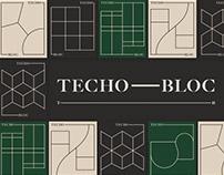 Techo-Bloc Rebranding