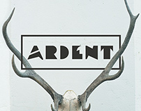 Ardent Typeface