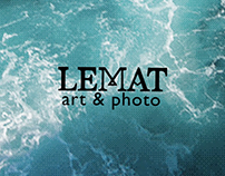 LEMAT art & photo // Branding