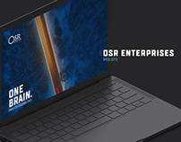 OSR Enterprises AG Website