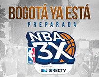 NBA 3X Colombia