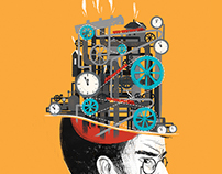Elementi - editorial illustration