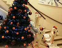 Polar Bears sky resort Christmas 19 Davide Cenci