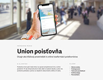 Union prípadová štúdia – SK