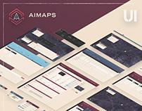 AIMAPS Platform UX/UI