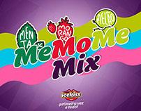 Filme - Lançamento do novo drops da Icekiss - MeMoMeMix