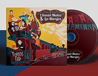 Digipack Design: Daniel Muñoz y Los Marujos
