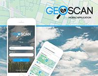 GeoScan : Mobile Application