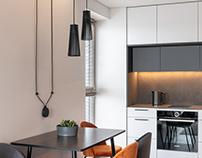 Apartment Interior by EBI Design