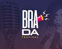 Brada Festival   Branding