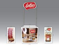 Lotus_Sampling Stand