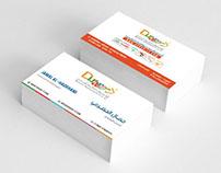 Durar Smart Solutions Business Card