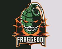 Grenade Mascot