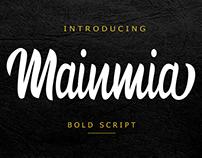 Mainmia Script