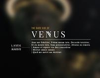 The Dark Side of Venus