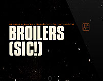 BROILERS WEB DESIGN