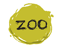 Boo at the Zoo Illustration