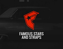 Famous Stars & Straps Redesign (Concept)