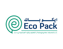 Ecopack Packaging Logo Design