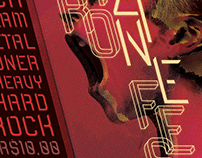 Poster Raro Zine Fest 01.13.18