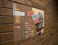 ArtPrize Flyer & Poster for Western Michigan University