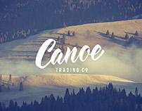 Canoe trading Co | Branding