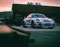 Porsche 997 GT3 'Martini'