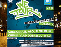 We Tour official Afterpary