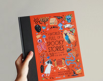 A World Full of Spooky Stories - Quarto Publishing