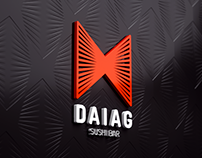 Daiag Sushi Bar | Logo Design