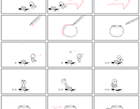 Pencilmation Storyboards