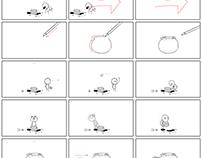 Pencilmation Storyboards