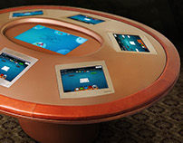 Holodek: Digital poker Table